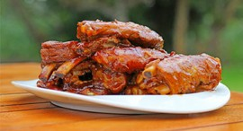 Every ThursdayAll You Can Eat BBQ Ribs