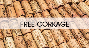 FREE CORKAGE AND BYOB (Bring Your Own Bottle)
